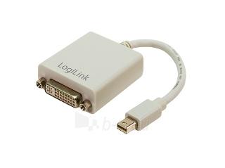 Adapteris LogiLink  Mini Display Port --> DVI Paveikslėlis 1 iš 2 250255081326