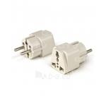 Adapteris UK-EUR, Jonex LX6084B Paveikslėlis 1 iš 1 310820055193