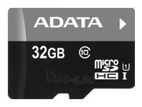 ADATA 32GB MicroSDHC UHS-I Class10 Paveikslėlis 1 iš 1 250255121802