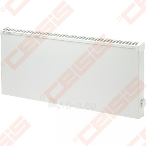 ADAX Elektrinis radiatorius atsparus aptaškymui VPS1008 KEM (325x696x84); su elektroniniu termostatu Paveikslėlis 1 iš 4 270683000140