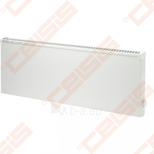 ADAX Elektrinis radiatorius atsparus aptaškymui VPS1012 EM (325x1000x84); su elektroniniu termostatu Paveikslėlis 1 iš 4 270683000143