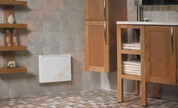 ADAX Elektrinis radiatorius atsparus aptaškymui VPS1012 KEM (325x1000x84); su elektroniniu termostatu Paveikslėlis 3 iš 4 270683000144