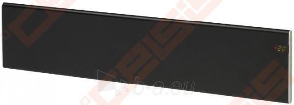 ADAX Elektrinis radiatorius NEO NL 06 KDT Black (200x870x84) Paveikslėlis 2 iš 3 270683000145