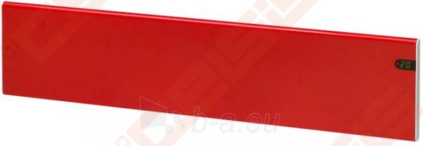 ADAX Elektrinis radiatorius NEO NL 06 KDT Red (200x870x84) Paveikslėlis 2 iš 3 270683000148