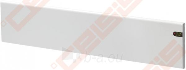 ADAX Elektrinis radiatorius NEO NL 08 KDT White (200x1050x84) Paveikslėlis 2 iš 5 270683000154