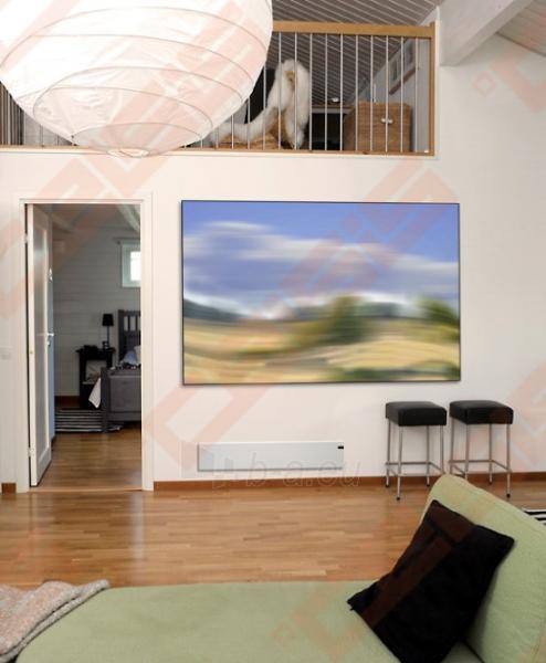 ADAX Elektrinis radiatorius NEO NL 10 KDT White (200x1280x84) Paveikslėlis 4 iš 5 270683000158