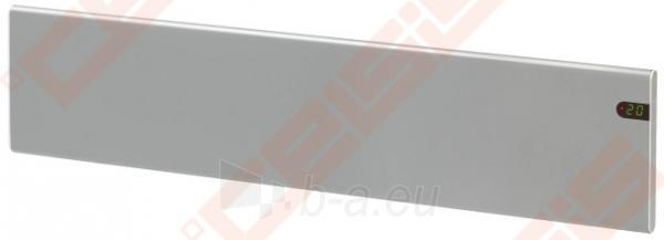 ADAX Elektrinis radiatorius NEO NL 12 KDT Silver (200x1450x84) Paveikslėlis 2 iš 4 270683000161