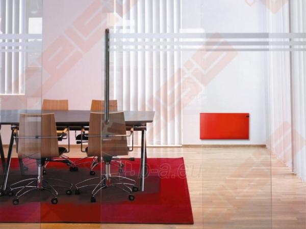ADAX Elektrinis radiatorius NEO NP 08 KDT Red (370x704x84) Paveikslėlis 2 iš 3 270683000174