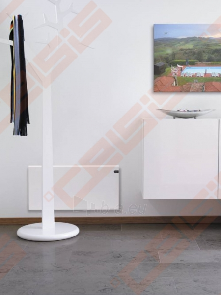 ADAX Elektrinis radiatorius NEO NP 10 KDT White (370x762x84) Paveikslėlis 2 iš 3 270683000180
