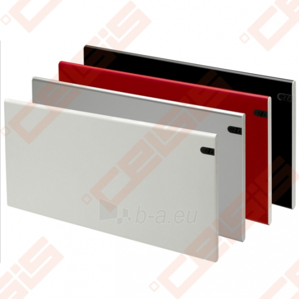 ADAX Elektrinis radiatorius NEO NP 14 KDT Silver (370x1049x84) Paveikslėlis 1 iš 3 270683000187