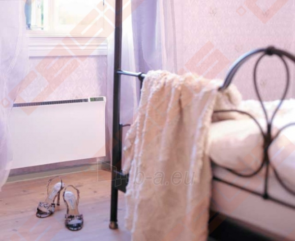 ADAX Elektrinis radiatorius TPA 04 ET su elektroniniu termostatu (350x500x84) Paveikslėlis 3 iš 5 270683000203