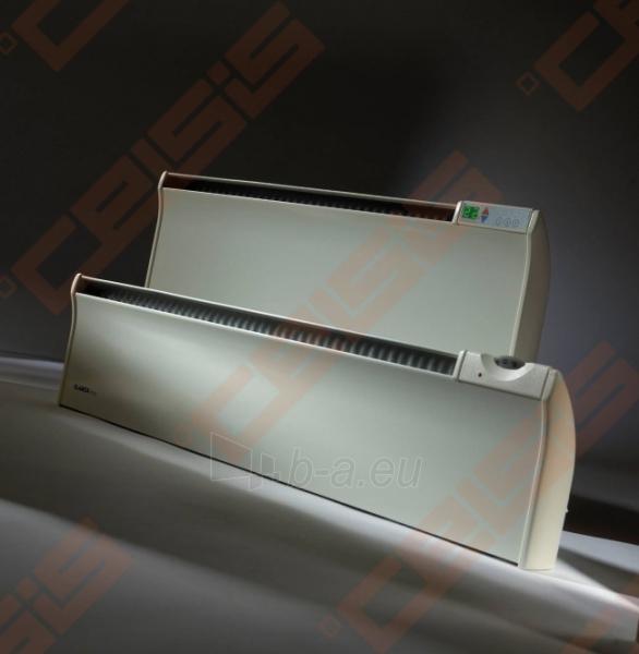 ADAX Elektrinis radiatorius TPA 08 ET su elektroniniu termostatu (350x813x84) Paveikslėlis 2 iš 5 270683000205