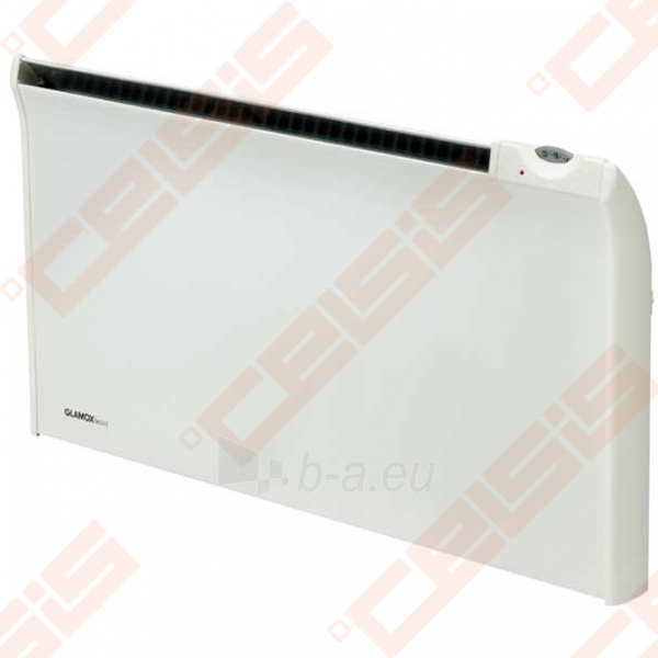 ADAX Elektrinis radiatorius TPA 10 ET su elektroniniu termostatu (350x975x84) Paveikslėlis 1 iš 5 270683000206