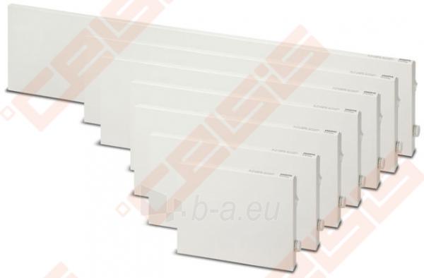 ADAX Elektrinis radiatorius VP1008 KET (295x616x84) Paveikslėlis 2 iš 3 270683000225