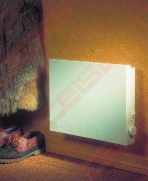 ADAX Elektrinis radiatorius VP1008 KET (295x616x84) Paveikslėlis 3 iš 3 270683000225