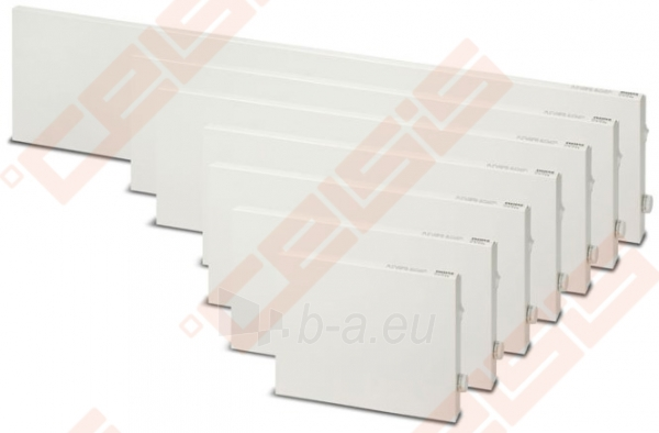 ADAX Elektrinis radiatorius VP1012 KET (295x846x84) Paveikslėlis 2 iš 3 270683000231