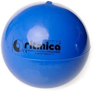 Aerobikos kamuolys Original Pezzi® Ritmica 19 cm 420 g Melyna Paveikslėlis 1 iš 1 310820221672