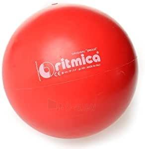 Aerobikos kamuolys Original Pezzi® Ritmica 19 cm 420 g Raudonas Paveikslėlis 1 iš 1 310820221671