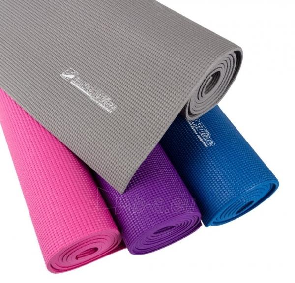 Aerobikos kilimėlis inSPORTline Yoga, mėlynas Paveikslėlis 1 iš 5 250620500018
