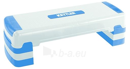 Aerobinė pakyla Kettler BASIC AEROBICS STEP Paveikslėlis 1 iš 1 310820040390