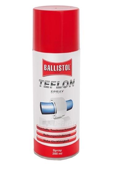 Aerozolinis tefloninis aliejus Ballistol 200 ml Paveikslėlis 1 iš 1 251593000038