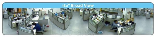 AirLive 2MP Fisheye Indoor PoE Dome Camera Paveikslėlis 6 iš 8 310820014321
