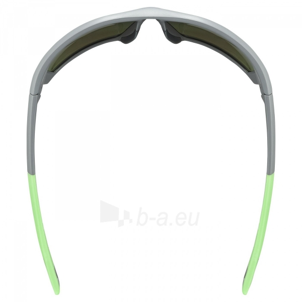 Brilles Uvex Sportstyle 225 grey green mat / mirror green Paveikslėlis 1 iš 5 310820229564