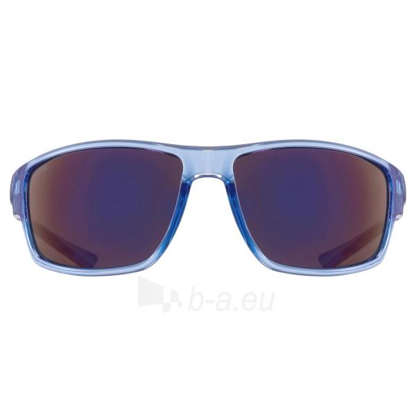 Brilles Uvex Sportstyle 230 clearl blue / mirror blue Paveikslėlis 1 iš 5 310820230389