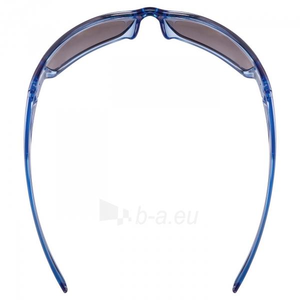 Brilles Uvex Sportstyle 230 clearl blue / mirror blue Paveikslėlis 2 iš 5 310820230389