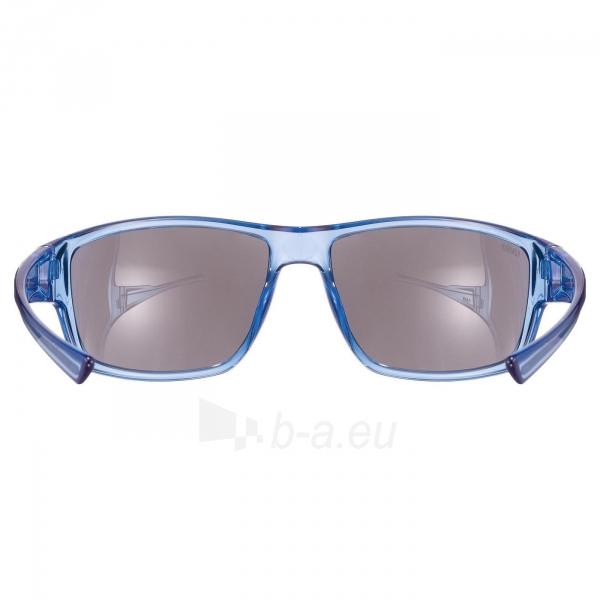 Brilles Uvex Sportstyle 230 clearl blue / mirror blue Paveikslėlis 3 iš 5 310820230389