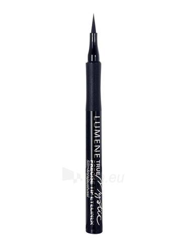 Akių kontūras Lumene True Mystic Precise Tip Eyeliner Cosmetic 1,0ml 01 Mystic Black Paveikslėlis 1 iš 1 310820042959