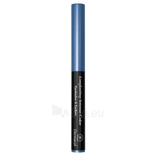 Akių pieštukas Dermacol Long-Lasting Intense Colour Eyeshadow & Eyeliner Cosmetic 1,6g Shade 3 Paveikslėlis 1 iš 1 310820124789