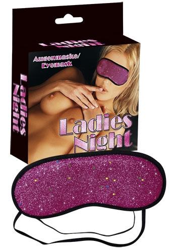 Akių raištis Eye mask Ladies NIght Paveikslėlis 1 iš 1 310820021700