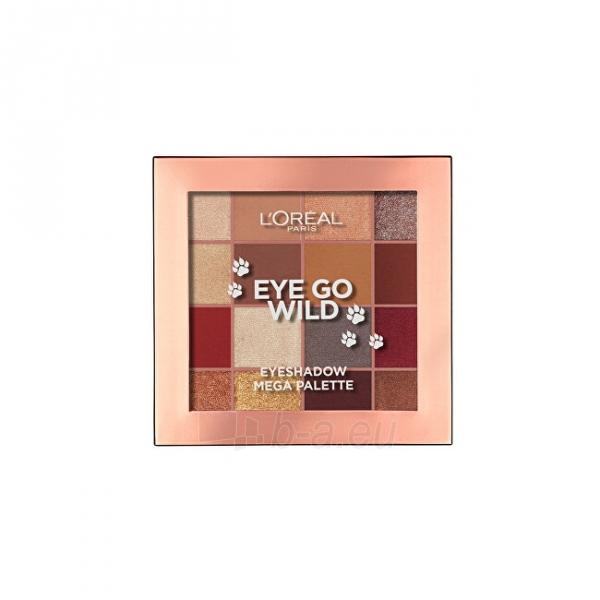 Akių šešėliai L´Oréal Paris Eye Go Wild 18 g Paveikslėlis 1 iš 2 310820214849
