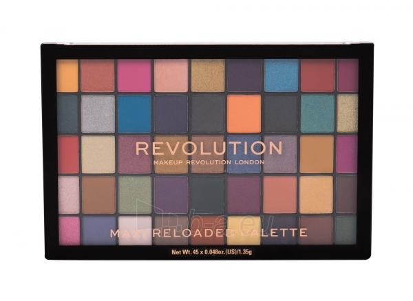 Akių šešėliai Makeup Revolution London Maxi Re-loaded Dream Big Eye Shadow 60,75g Paveikslėlis 1 iš 1 310820197493
