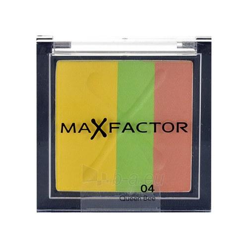 Akių šešėliai Max Factor Max Effect Trio Eye Shadow Cosmetic 2g Nr. 04 Queen Bee Paveikslėlis 1 iš 1 310820013740