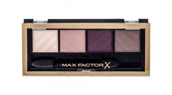Akių šešėliai Max Factor Smokey Eye Drama 20 Rich Roses Matte Eye Shadow 1,8g Paveikslėlis 1 iš 2 310820161252