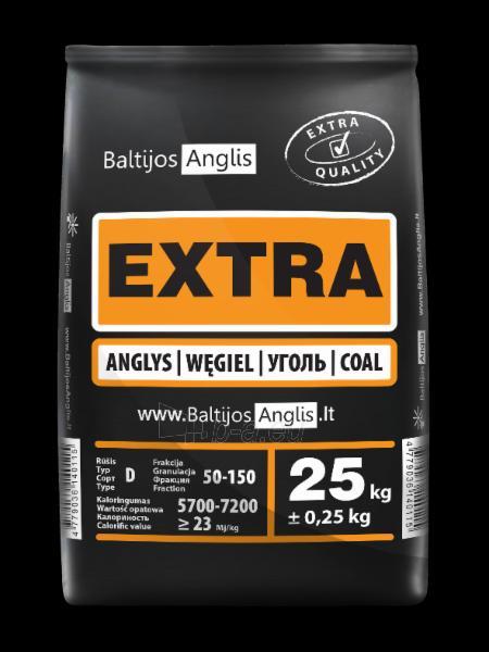 Akmens anglys EXTRA 50-150mm, paletė (1000kg) Paveikslėlis 2 iš 2 271340000023