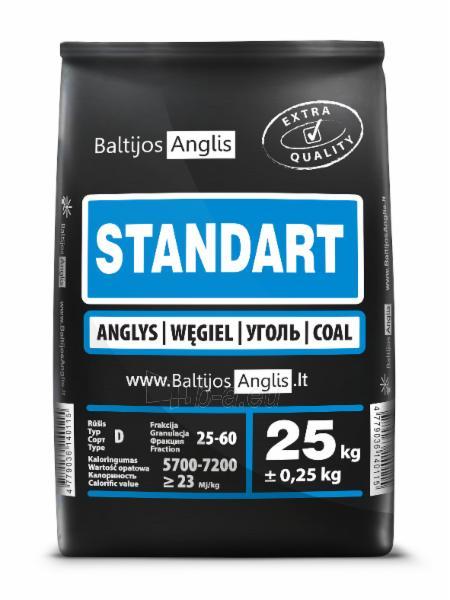 Akmens anglys STANDART 25-60mm, paletė (1000kg) Paveikslėlis 1 iš 2 271340000025