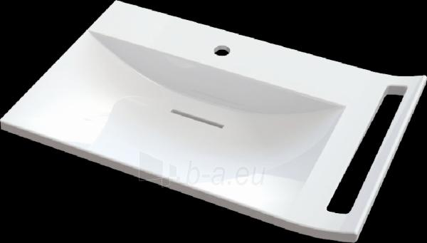 Akmens masės praustuvas ORION (720x450 mm) Paveikslėlis 1 iš 2 310820043028