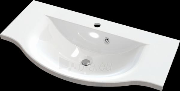 Akmens masės retro praustuvas CALABRIA (750x435 mm) Paveikslėlis 1 iš 2 310820039403