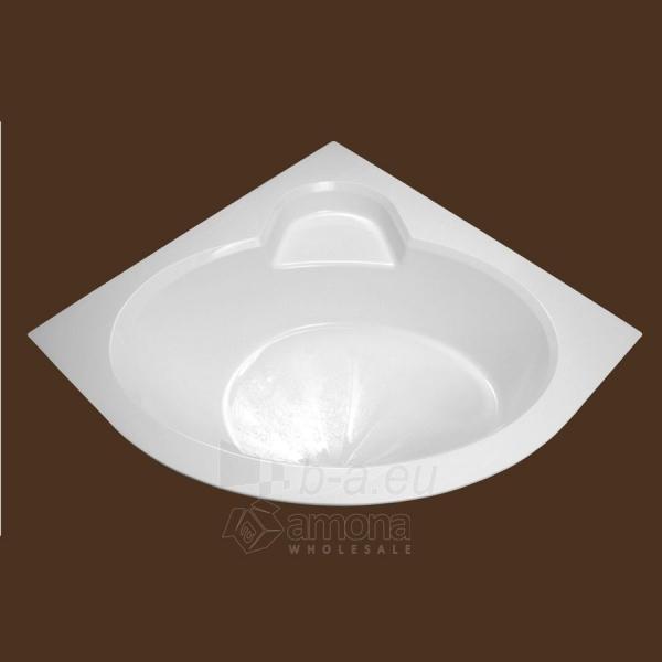 Akmens masės Vonia SPN Patricija 152x152 cm. Paveikslėlis 1 iš 3 310820216317