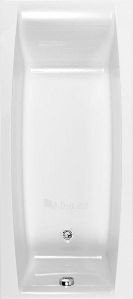 Akrilinė stačiakampė vonia CERSANIT VIRGO 150x75 Paveikslėlis 1 iš 1 270716000924