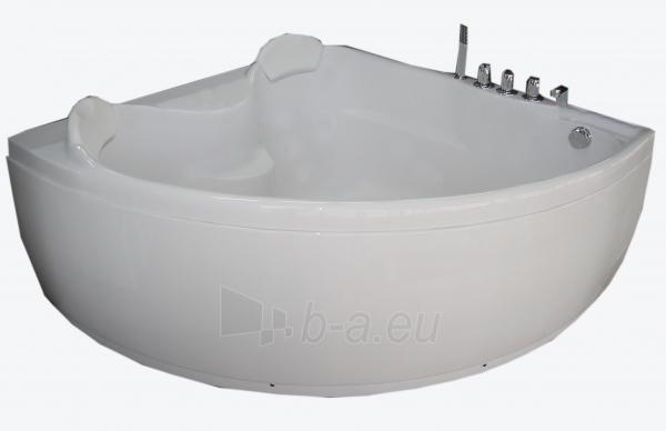 Akrilinė vonia B1515-2 be masažų (simple) Paveikslėlis 1 iš 2 270716000574