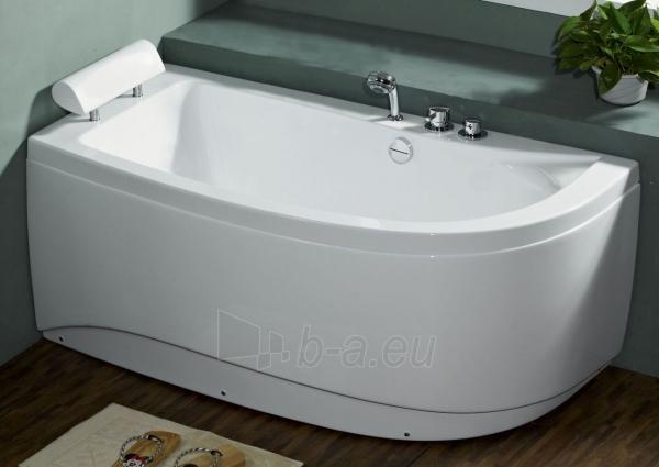 Akrilinė vonia B1680 kairinė be masažų (simple) 150cm Paveikslėlis 1 iš 2 270716000579