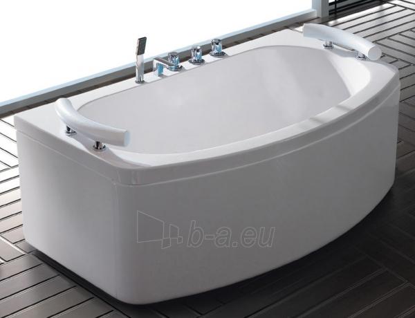 Akrilinė vonia B1790-1 be masažų (simple) 180cm Paveikslėlis 1 iš 4 270716000585