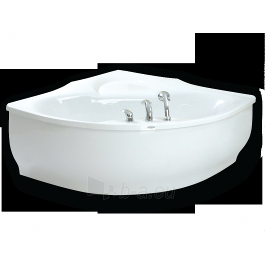 Akrilinė vonia PAA BOLERO Paveikslėlis 1 iš 6 310820126647