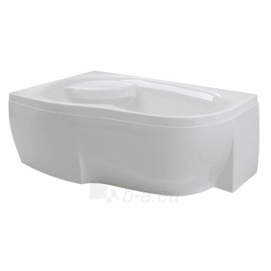 Akrilinė vonia PAA MAMBO Paveikslėlis 3 iš 5 310820126642