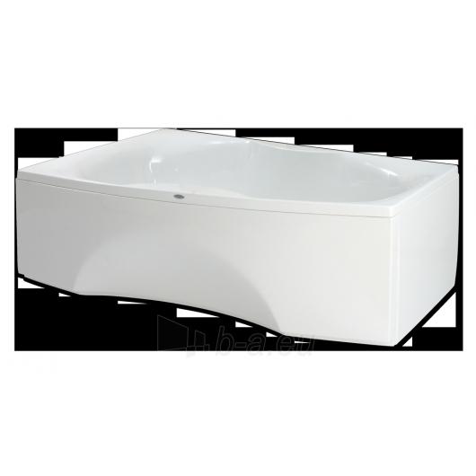 Akrilinė vonia PAA RIGONDA Paveikslėlis 1 iš 7 310820126644