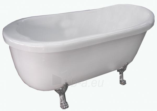 Akrilinė vonia su liūto kojom B302C Paveikslėlis 1 iš 4 270716000597